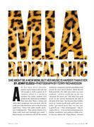 Майя, фото 2. MIA (Mathangi 'Maya' Arulpragasam) Rolling Stone August 5, 2010, foto 2