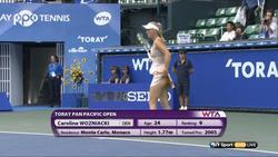Caroline Wozniacki - WTA HD 19-09-14