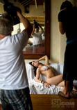 Hilary Rhoda Behind the Scenes Foto 32 (Хилари Рода За кулисами Фото 32)