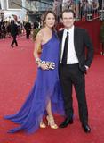 Christian Slater & Tamara Mellon 60th Annual Primetime Emmy Awards