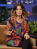 Дрю Бэрримор, фото 2845. Drew Barrymore 'The Tonight Show with Jay Leno' in Burbank - 02.02.2012*>> Video <<, foto 2845,