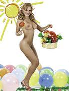 Yohana Vargas Desnuda Mostrando Pubis Afeitado Y Tremendo Culazo En
