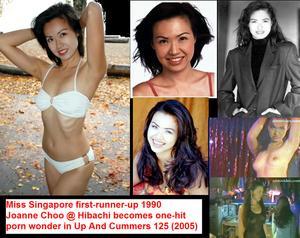 Actres nude singapore porn actress