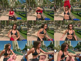 Sex Itty bitty bikini hotties film Tony