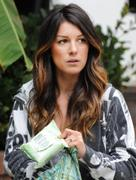 Shenae Grimes leaving the gym in Los Angeles(October 22nd)