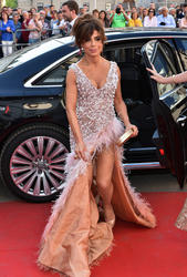 Paula Abdul - Arrives At The Life Ball 2015 in Vienna - (5/16/15)