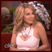 Bridgit Mendler on The Ellen Show 6/5/13