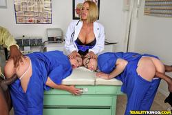 CFNM Secret - Krissy Lynn, Amy Brooke, Lily Labeau - Mix and snatch *December 10, 2011*