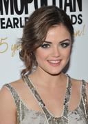 Люси Хейл, фото 597. Lucy Hale Cosmopolitan Fun Fearless Awards in New York - 05/03/12, foto 597