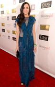 Famke Janssen - 18th Annual Critics Choice Movie Awards in Santa Monica 01/10/13