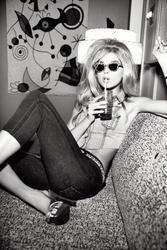 Эльза Хоск, фото 38. Elsa Hosk Guess Ad Campaign Fall/Winter, photo 38