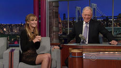 Jennifer Lawrence - Late Show with David Letterman 720p 2012/03/20