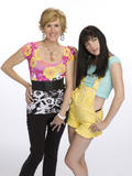 Molly Shannon/Selma Blair - Kath & Kim Promo Stills LQ x2 LEGGY!